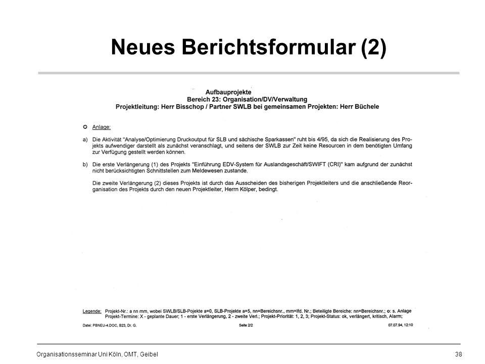 Neues Berichtsformular (2)