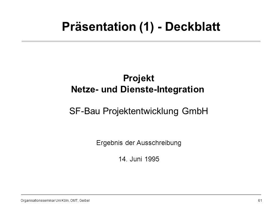 Präsentation (1) - Deckblatt