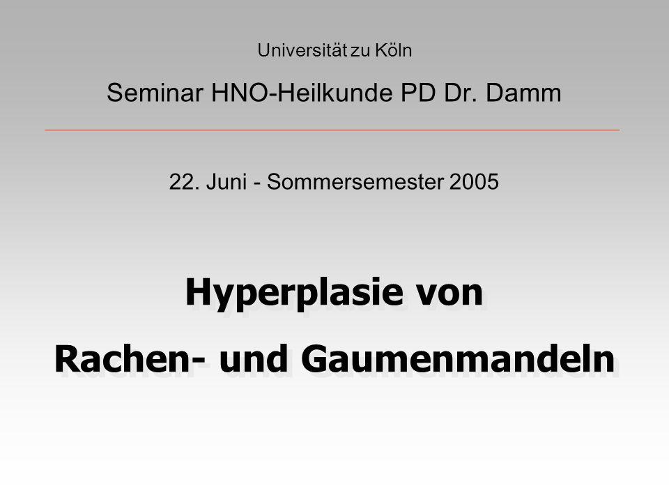 Ungewöhnlich Gaumenmandeln Ideen - Anatomie Ideen - finotti.info