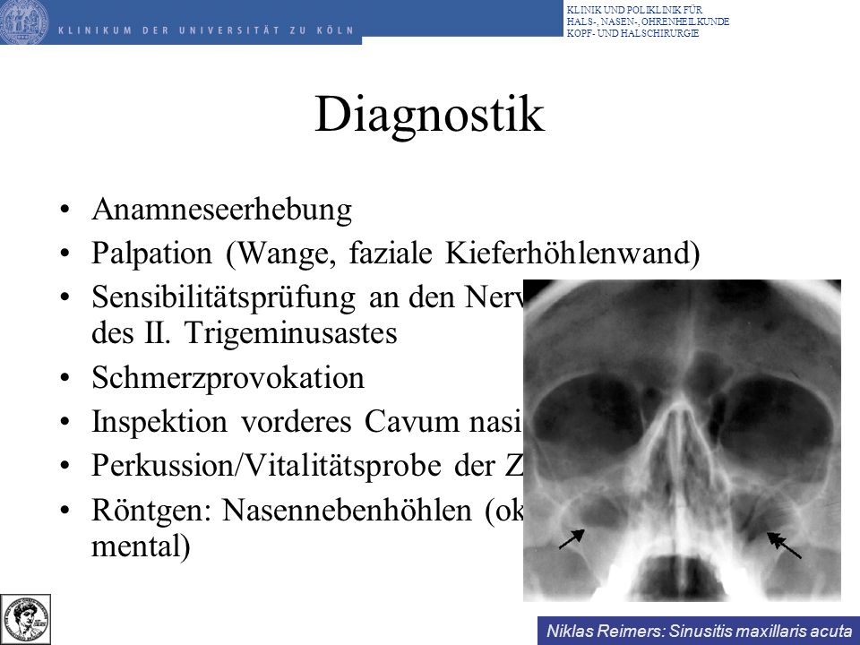 Diagnostik Anamneseerhebung