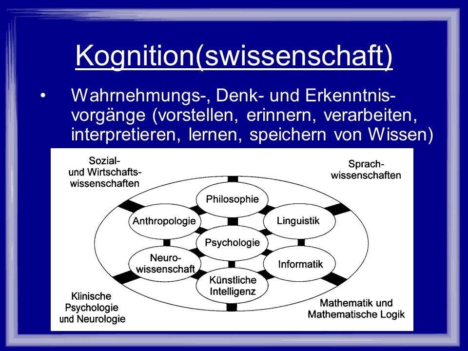 Kognition(swissenschaft)