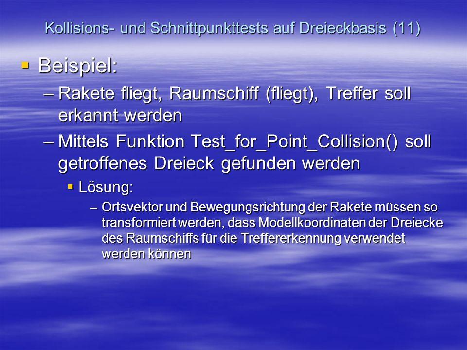 Kollisions- und Schnittpunkttests auf Dreieckbasis (11)
