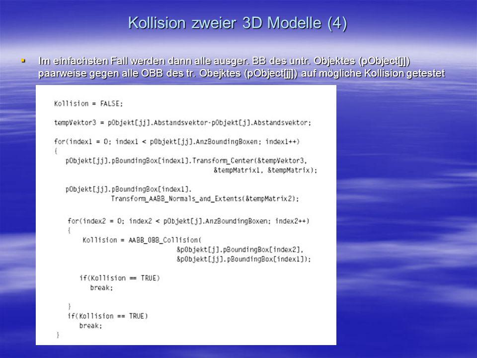 Kollision zweier 3D Modelle (4)