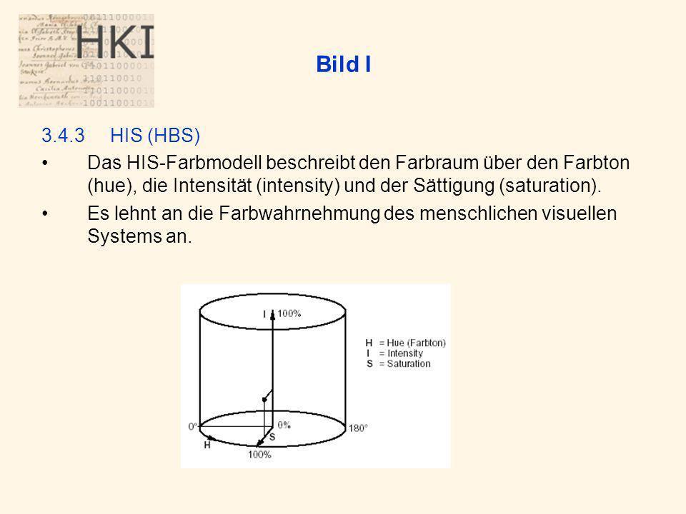 Bild I 3.4.3 HIS (HBS)