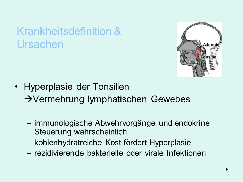 Krankheitsdefinition & Ursachen