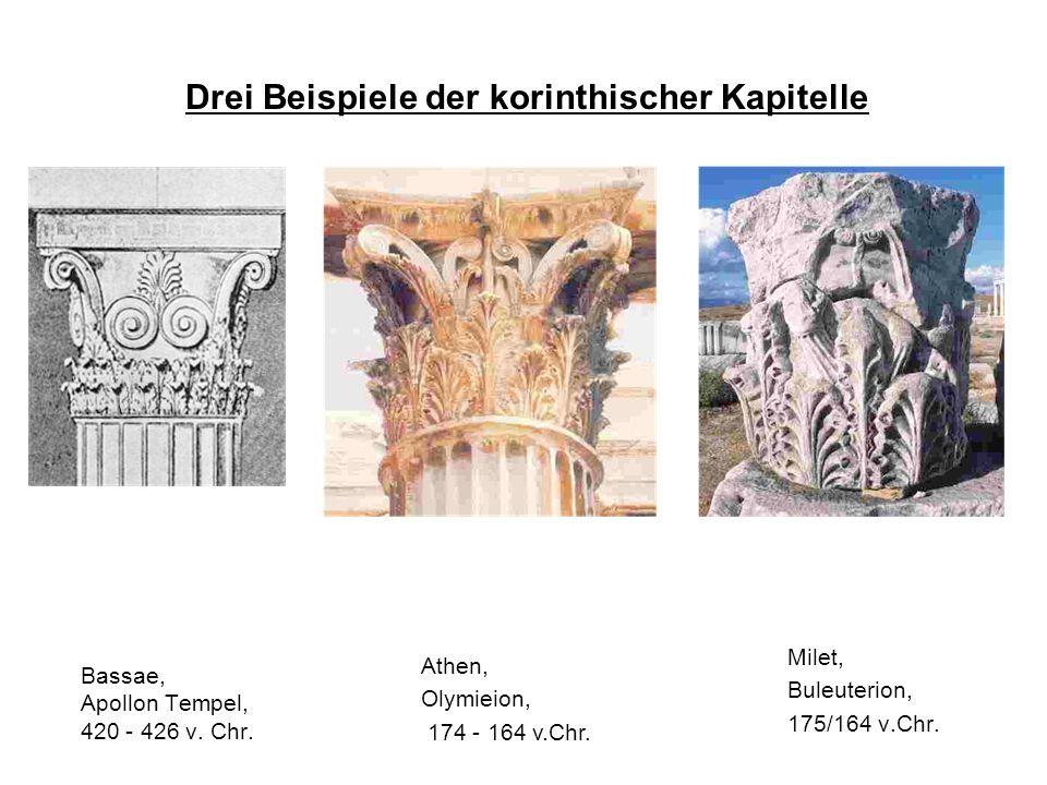 Bassae, Apollon Tempel, 420 - 426 v. Chr.
