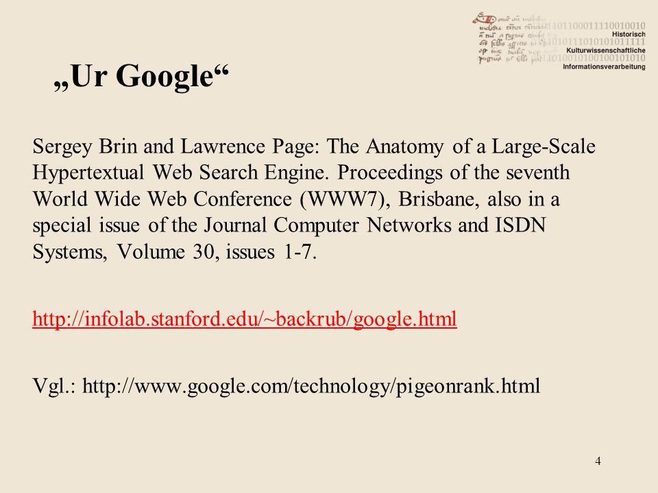 """Ur Google"