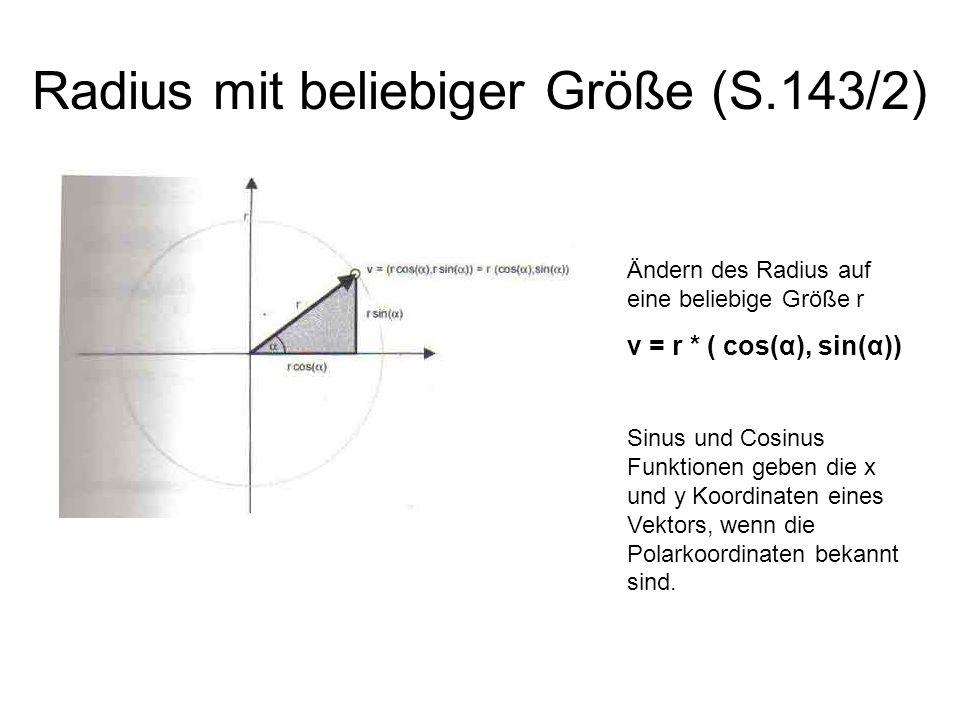 Radius mit beliebiger Größe (S.143/2)