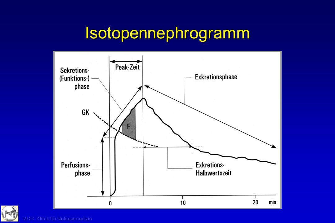 Isotopennephrogramm