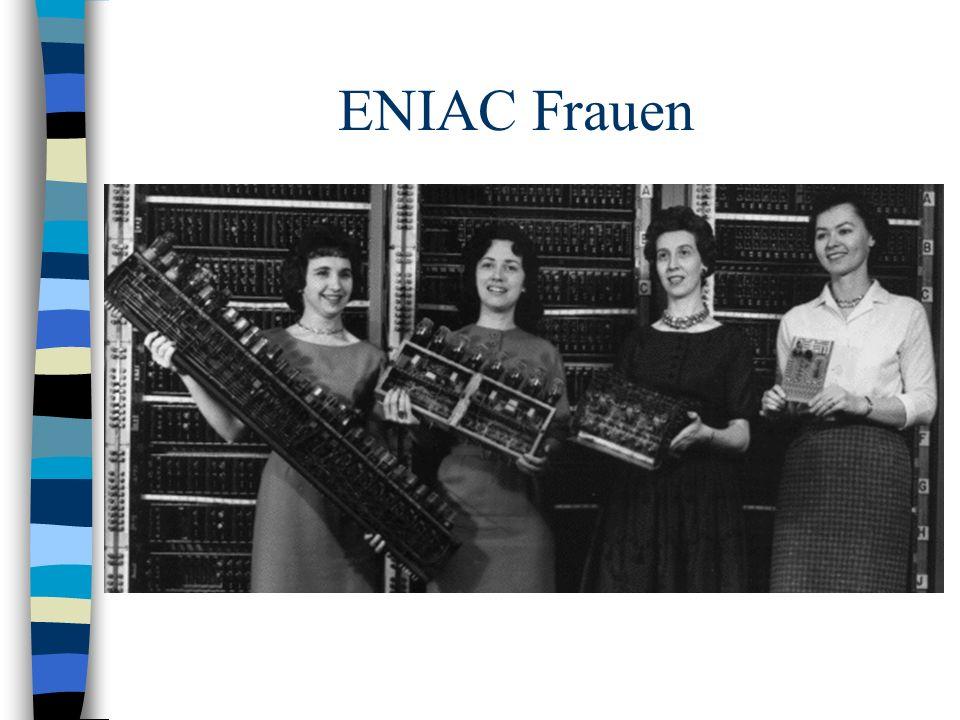 ENIAC Frauen