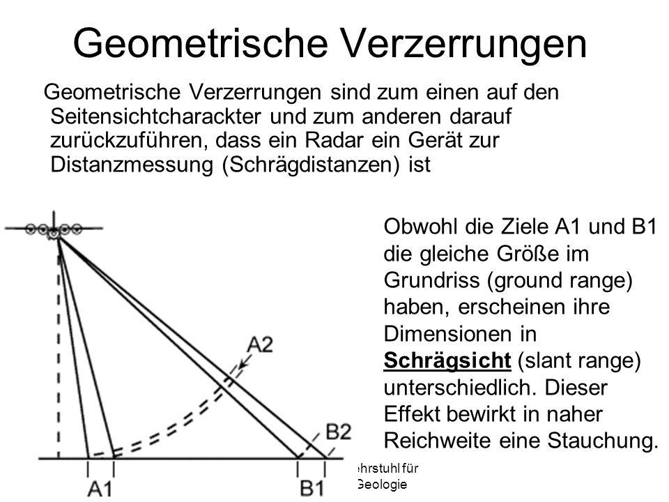 Geometrische Verzerrungen