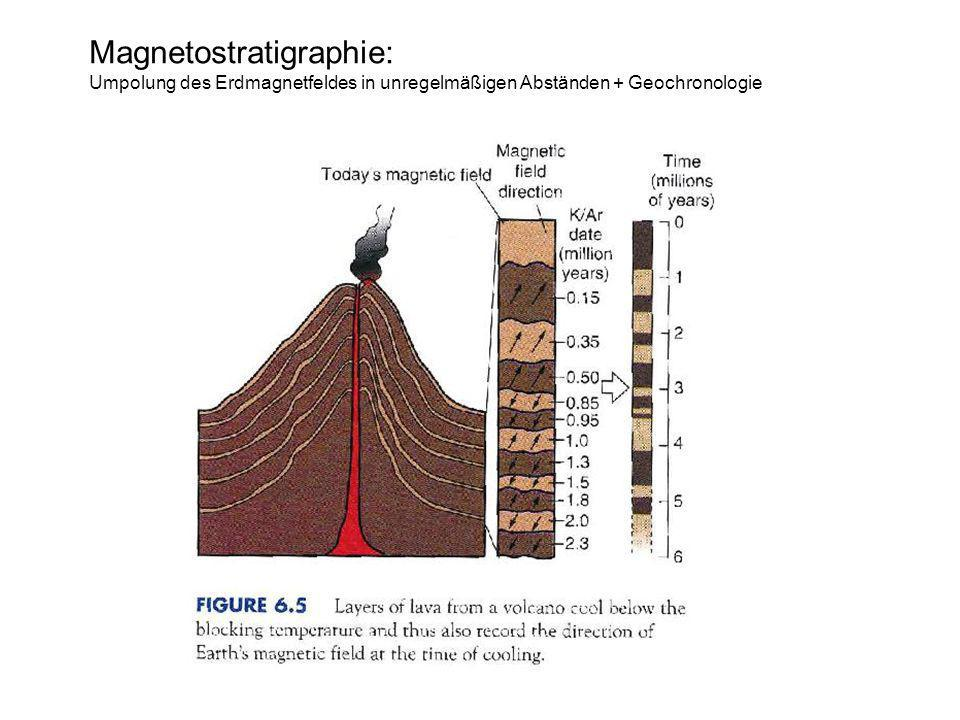 Magnetostratigraphie: