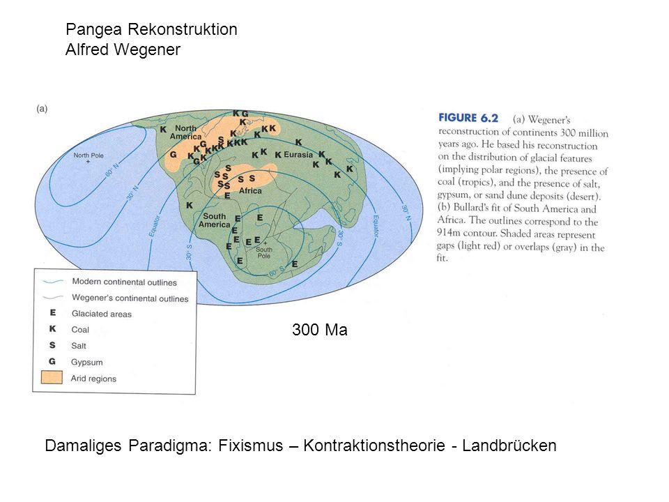 Pangea Rekonstruktion