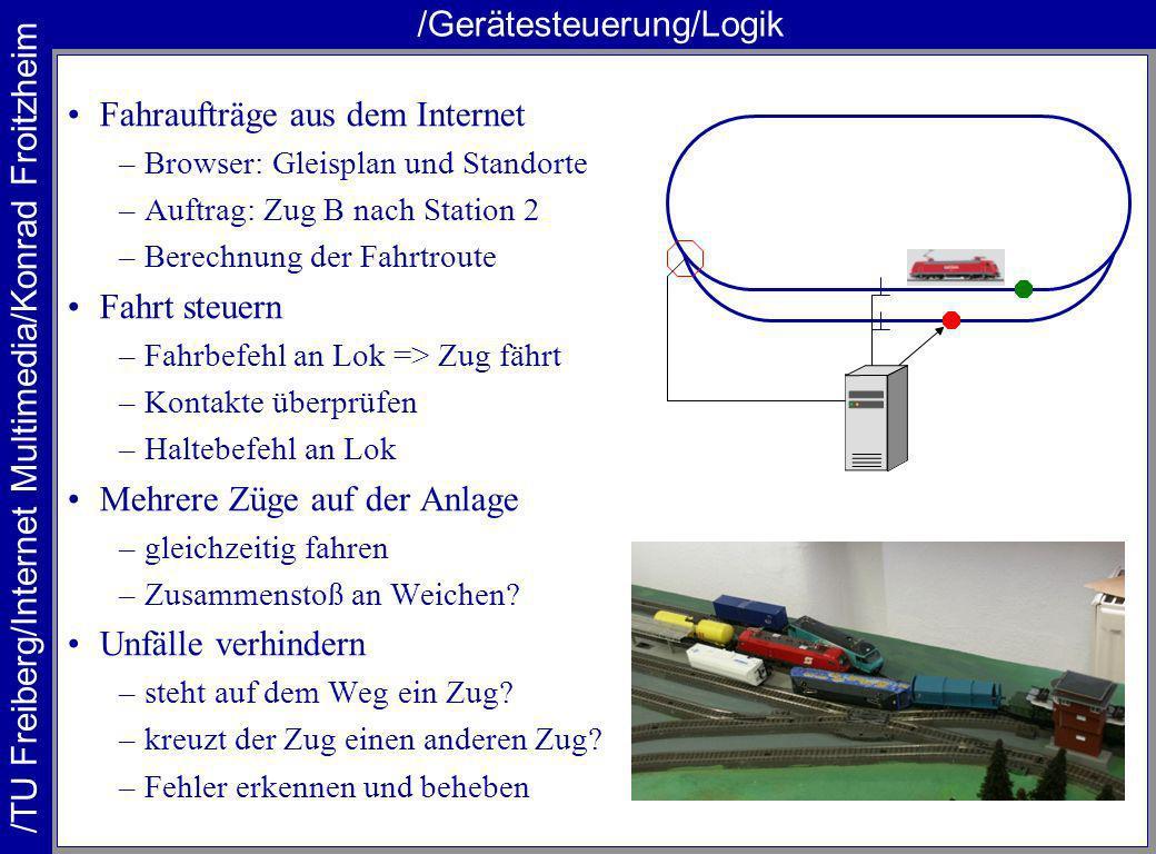/Gerätesteuerung/Logik