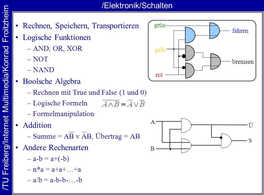 /Elektronik/Schalten