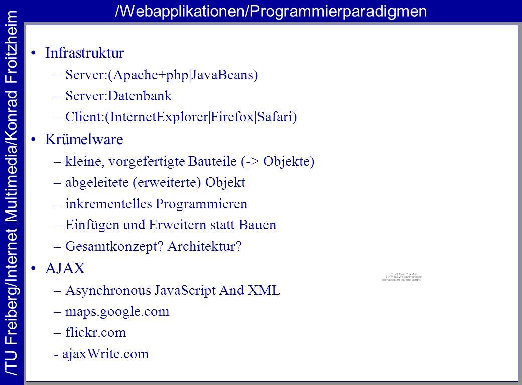 /Webapplikationen/Programmierparadigmen