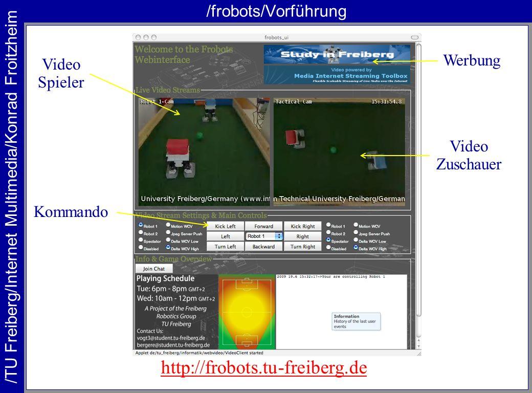 http://frobots.tu-freiberg.de /frobots/Vorführung Werbung Video
