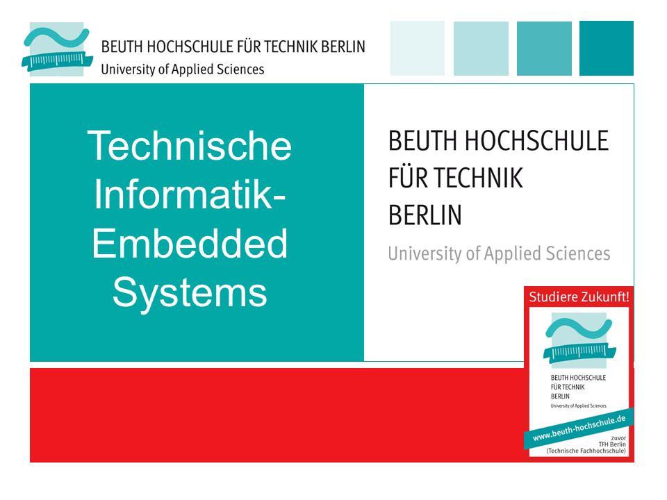 Technische Informatik-EmbeddedSystems