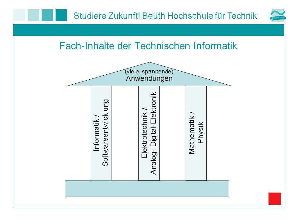 Fach-Inhalte der Technischen Informatik
