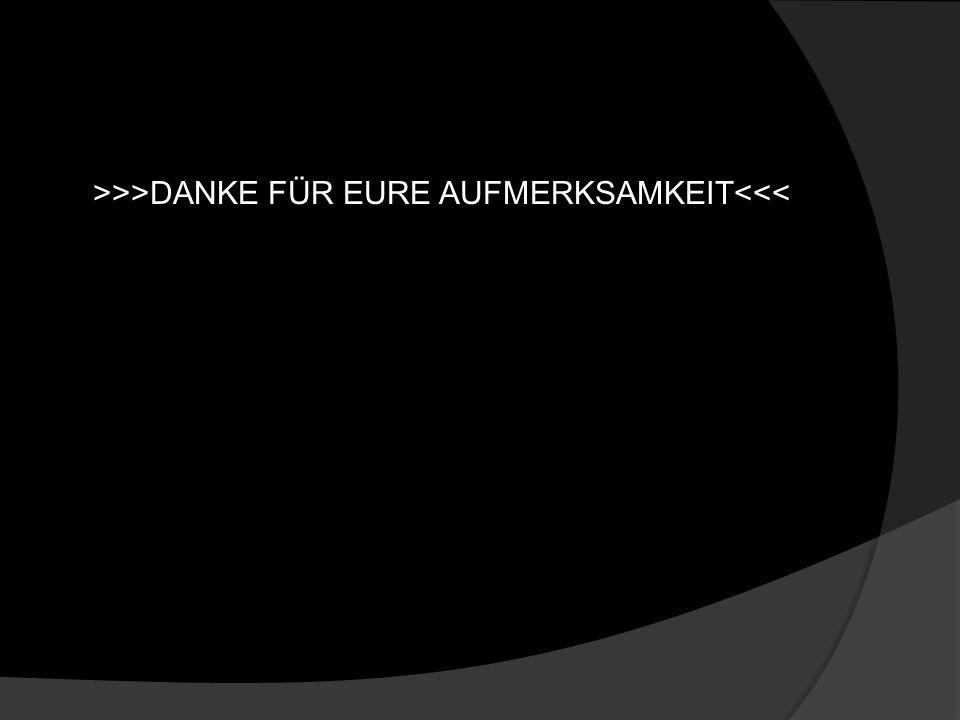 >>>DANKE FÜR EURE AUFMERKSAMKEIT<<<