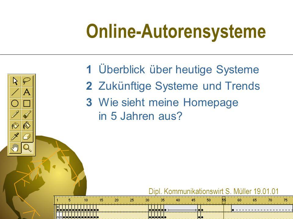 Online-Autorensysteme