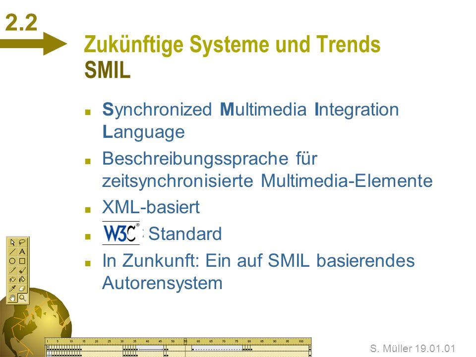 Zukünftige Systeme und Trends SMIL