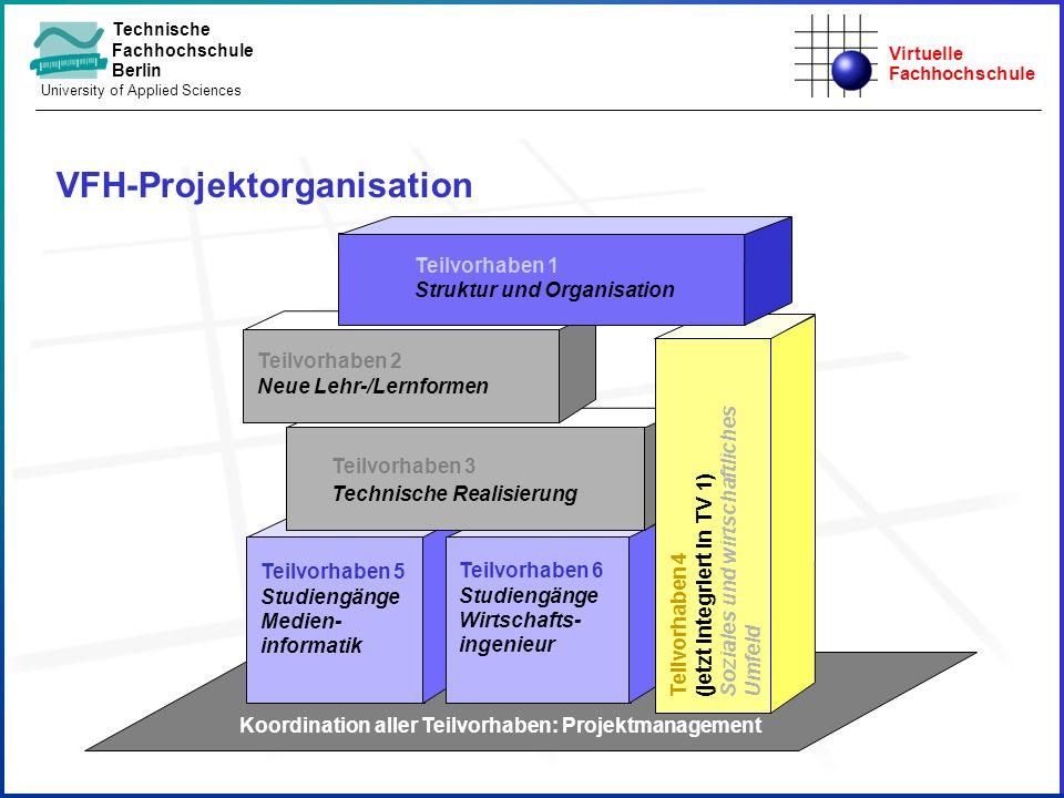 VFH-Projektorganisation