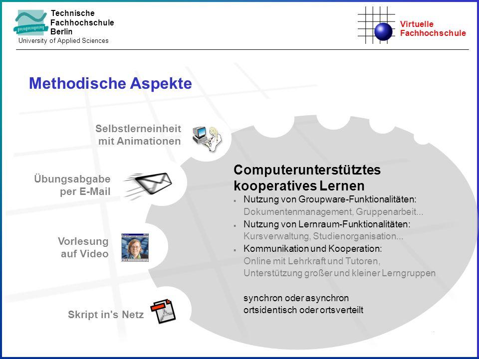 Computerunterstütztes kooperatives Lernen