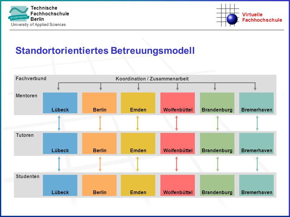 Standortorientiertes Betreuungsmodell