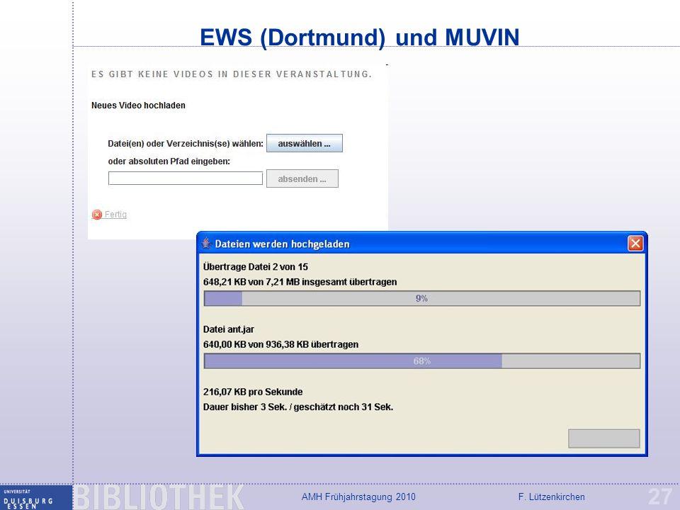 EWS (Dortmund) und MUVIN