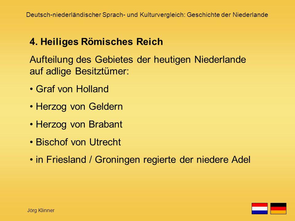4. Heiliges Römisches Reich