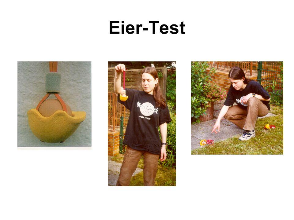 Eier-Test