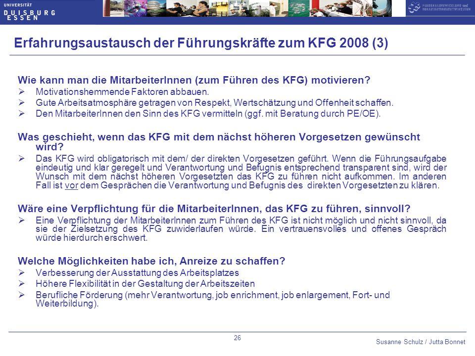 Erfahrungsaustausch der Führungskräfte zum KFG 2008 (3)