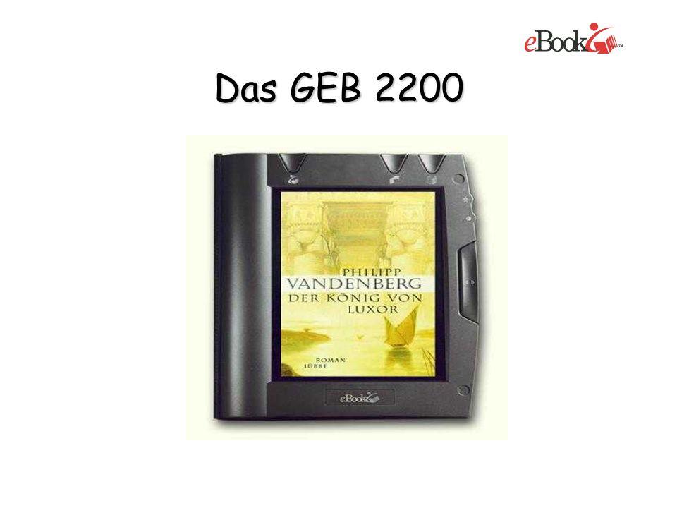 Das GEB 2200