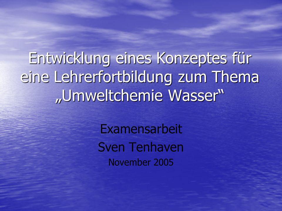 Examensarbeit Sven Tenhaven November 2005