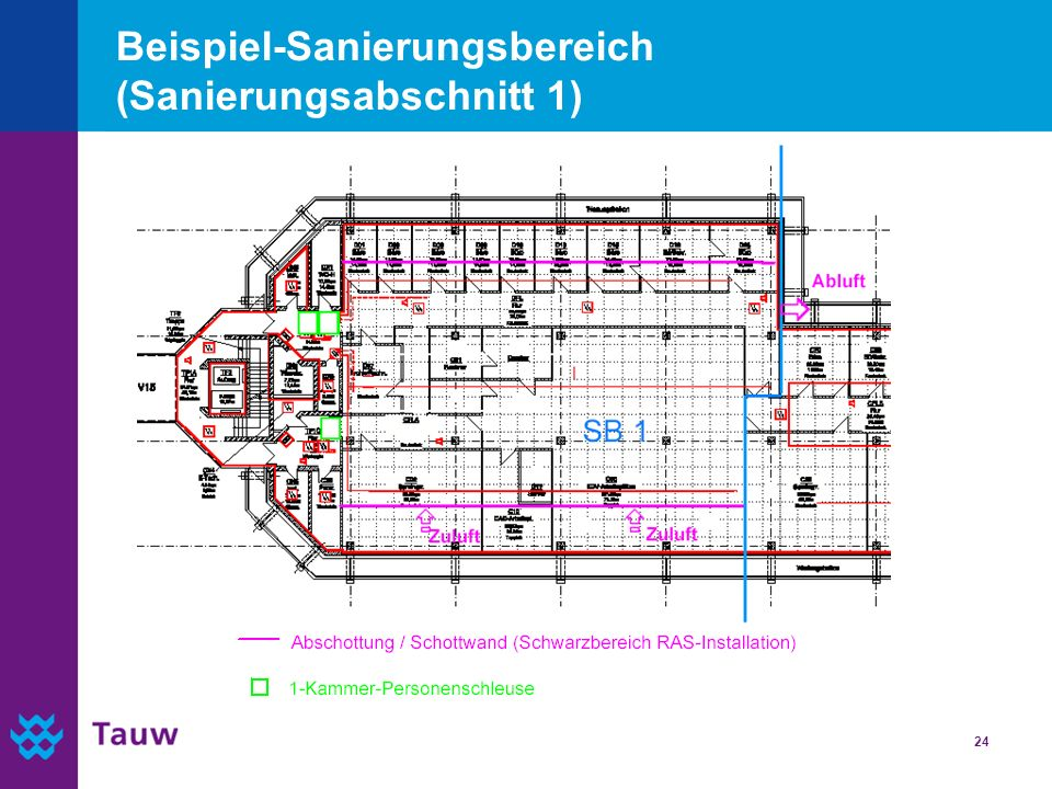Beispiel-Sanierungsbereich (Sanierungsabschnitt 1)