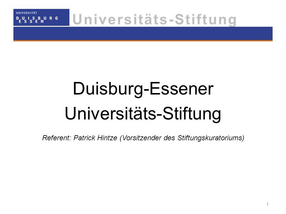 Universitäts-Stiftung