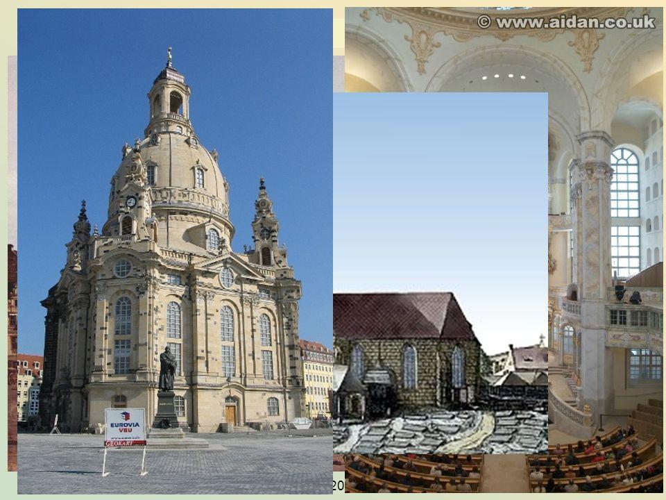 2.3 die Frauenkirche in Dresden