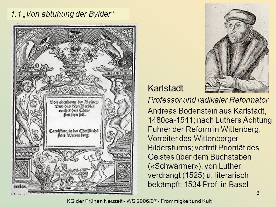 """1.1 """"Von abtuhung der Bylder"""