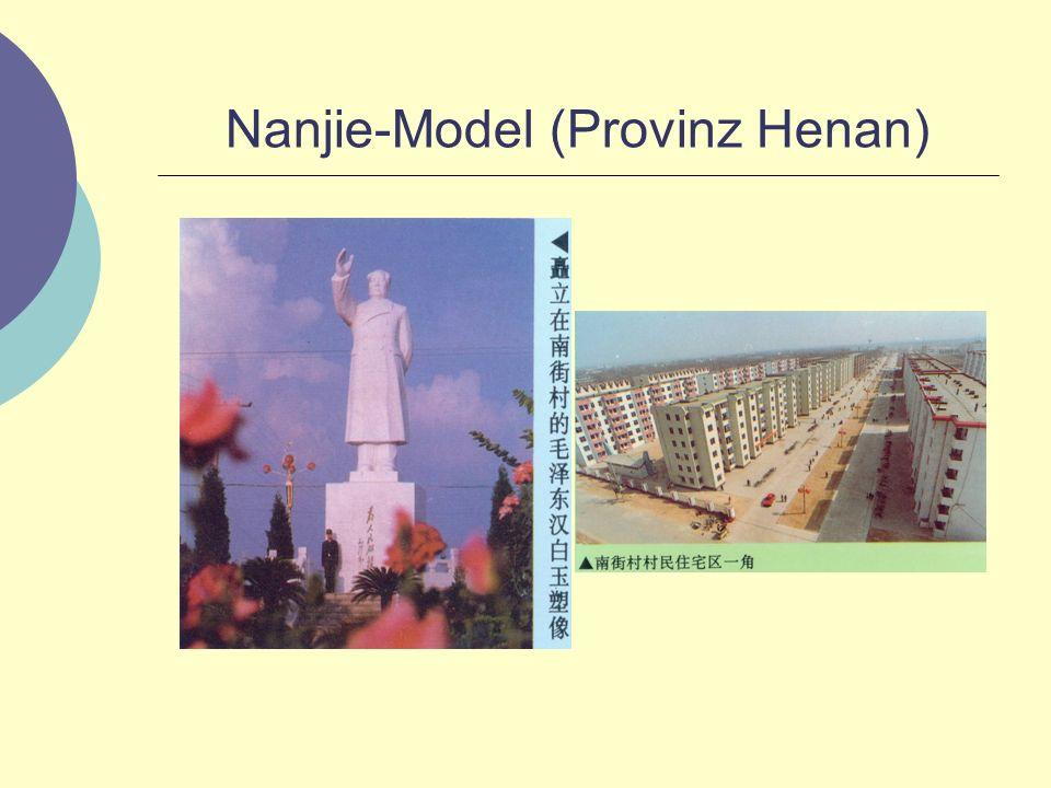 Nanjie-Model (Provinz Henan)