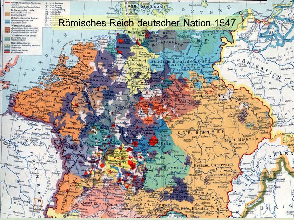 Römisches Reich deutscher Nation 1547