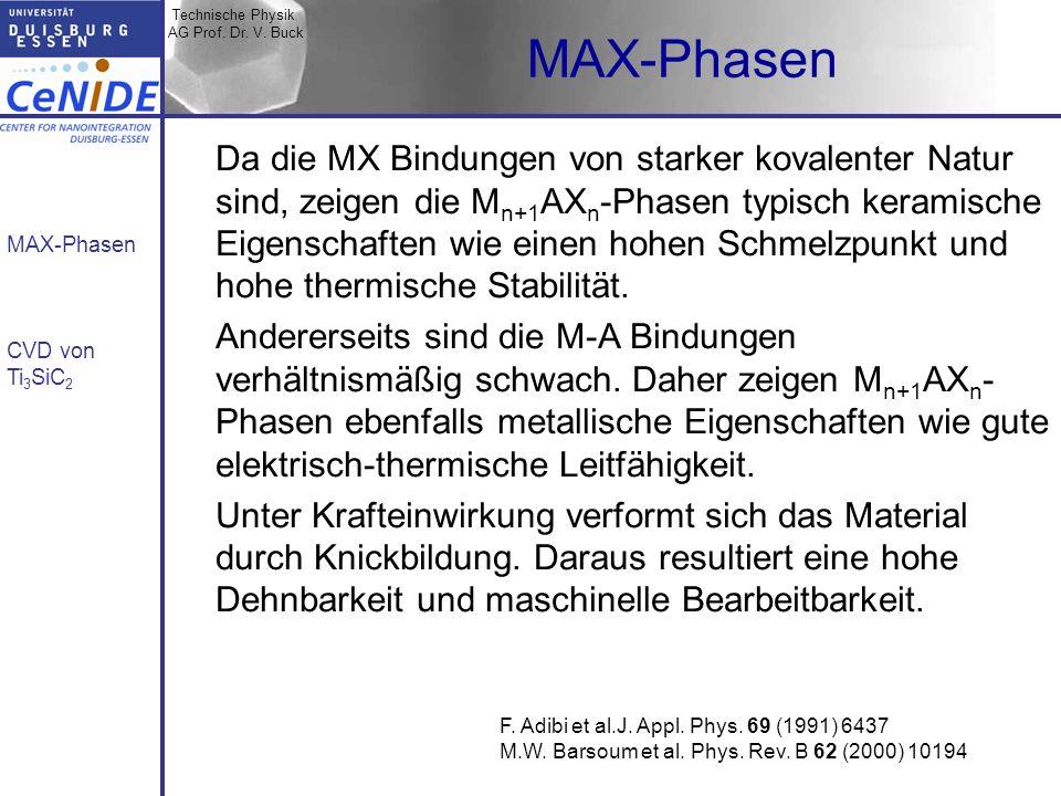 MAX-Phasen