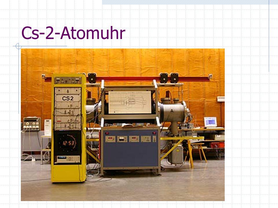 Cs-2-Atomuhr