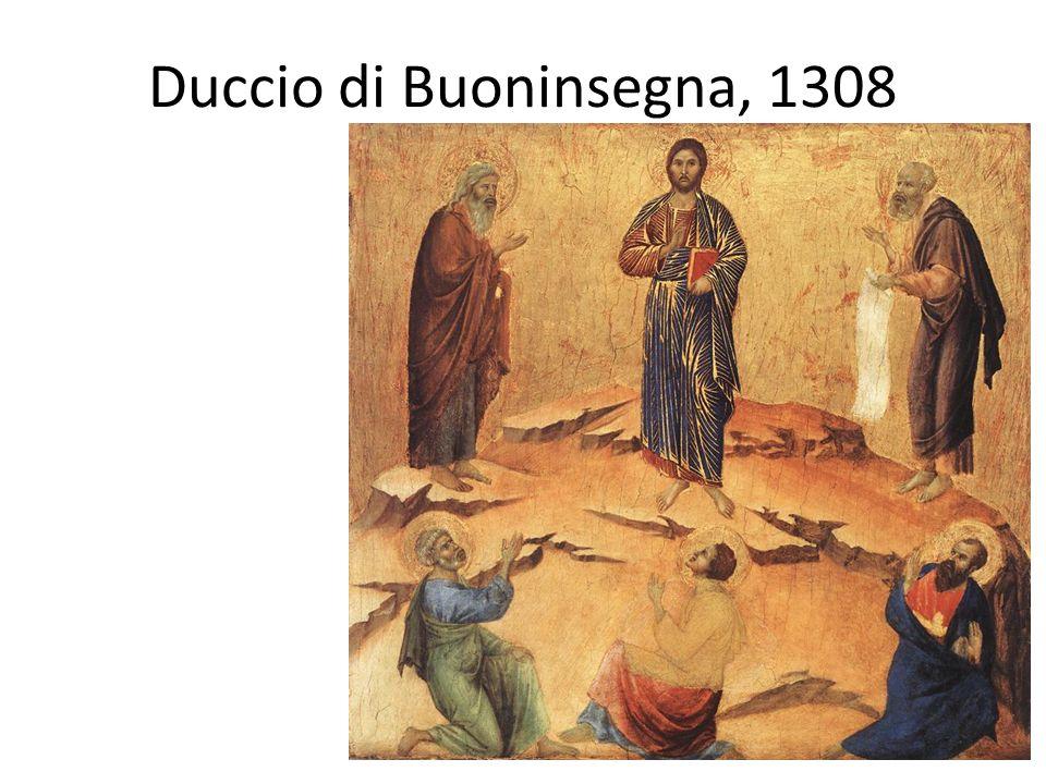 Duccio di Buoninsegna, 1308