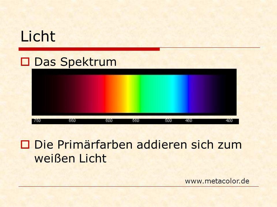Prim Rfarben farben wie sehen wir farben farben in der natur additive farbmischung ppt