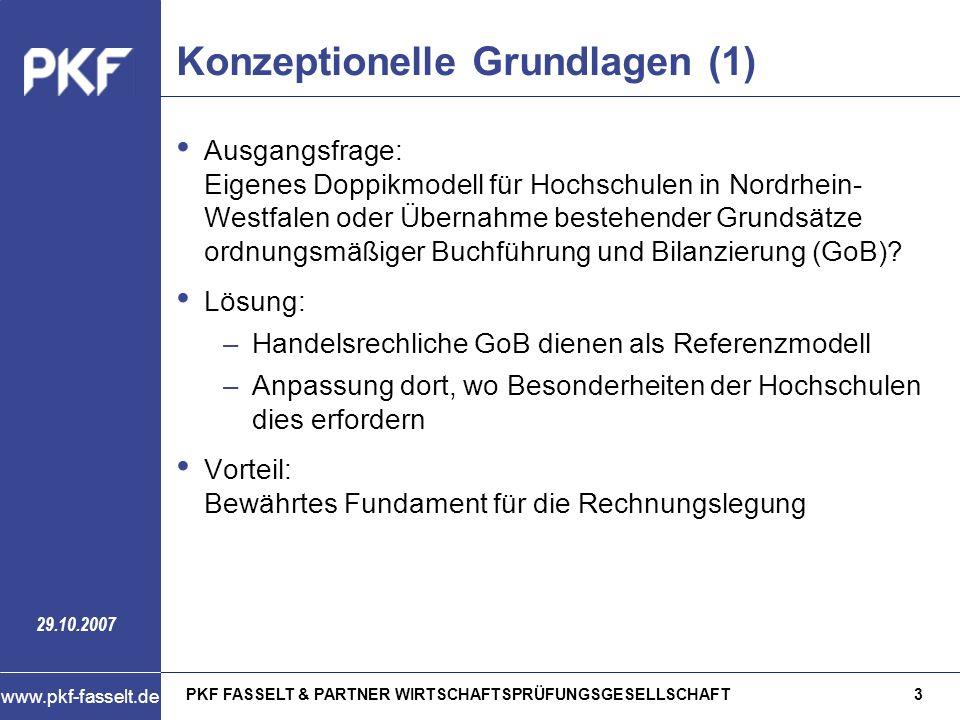 Konzeptionelle Grundlagen (1)