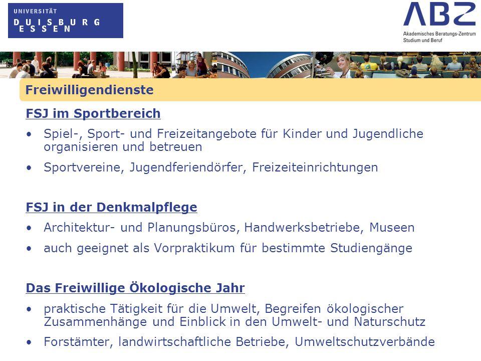 Freiwilligendienste FSJ im Sportbereich. Spiel-, Sport- und Freizeitangebote für Kinder und Jugendliche organisieren und betreuen.