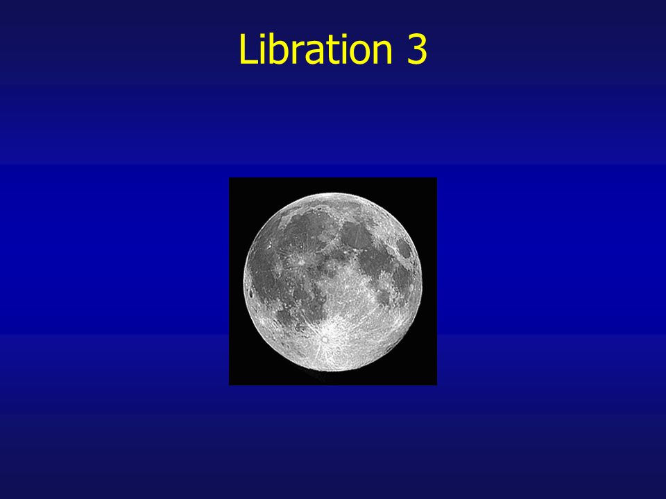 Libration 3