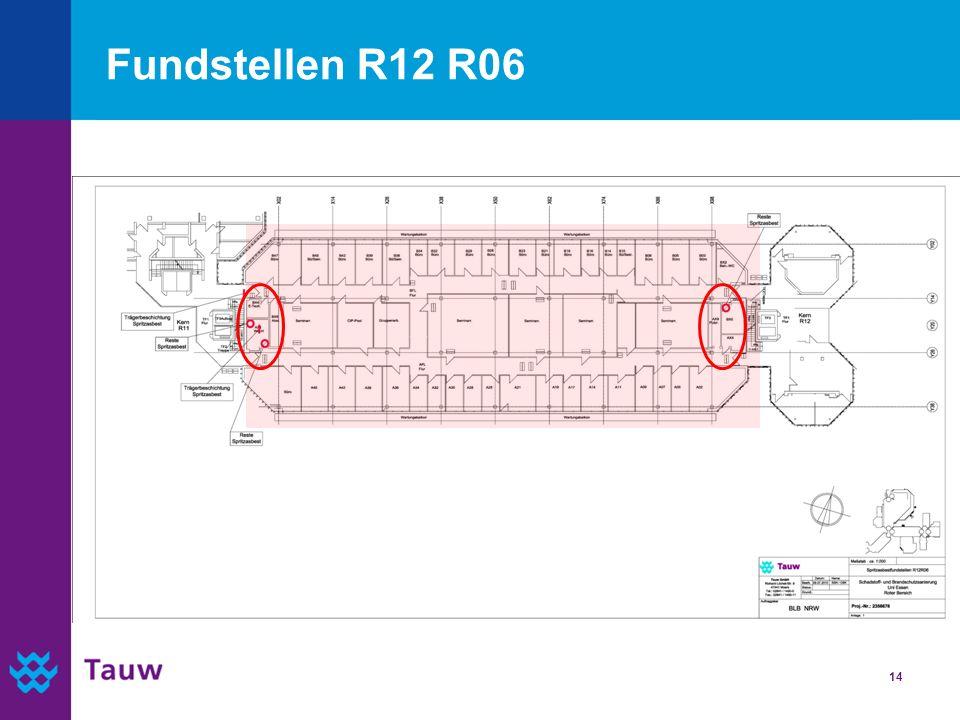Fundstellen R12 R06