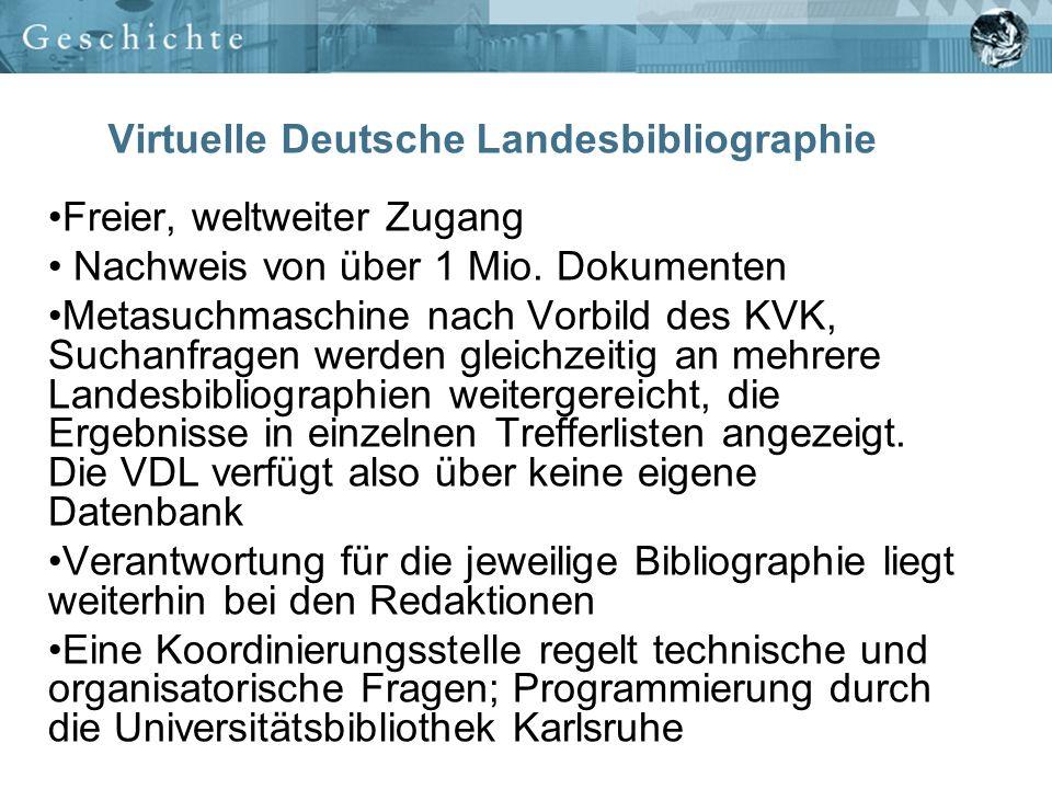 Virtuelle Deutsche Landesbibliographie